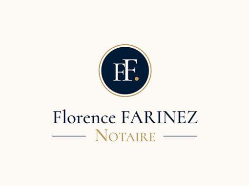 "Florence Farinez<span class=""soustitre""> Notaire</span>"