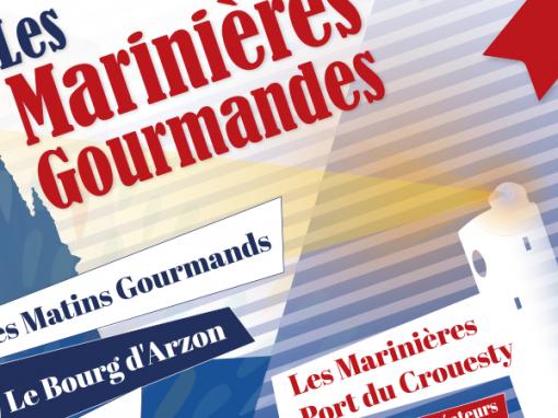 """Les Marinières Gourmandes<span class=""""soustitre""""> Evénement UCAA</span>"""