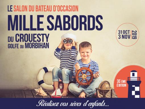 """Le Mille Sabords 2019<span class=""""soustitre""""> Réalisez vos rêves d'enfants</span>"""